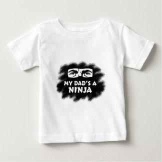 My Dad's a Ninja Shirt