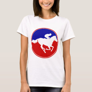 MY DADY IS A HORSE RACING T-Shirt