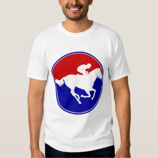 MY DADY IS A HORSE RACING TSHIRTS