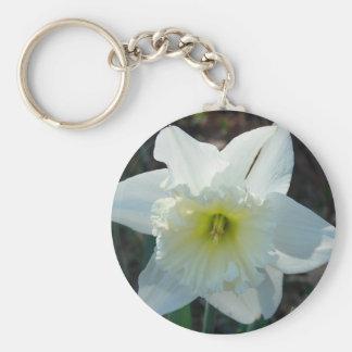 My Daffodil Key Ring