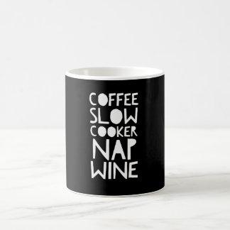 My Daily Routine Coffee Mug