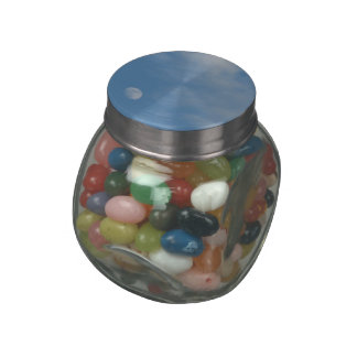 My Daytime Moon Jelly Belly Candy Glass Jar