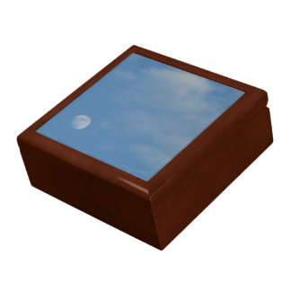 My Daytime Moon - Large Photo Tile Gift Box