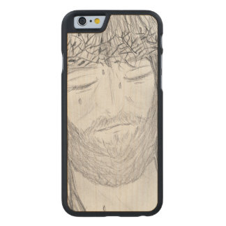 My Dear Lord Carved Maple iPhone 6 Case