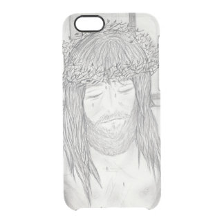 My Dear Lord Clear iPhone 6/6S Case