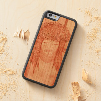 My Dear Lord IV Carved Cherry iPhone 6 Bumper Case