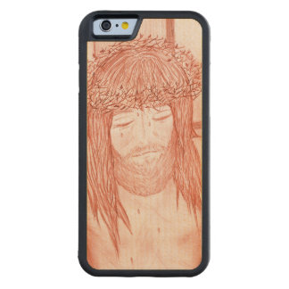 My Dear Lord IV Carved Maple iPhone 6 Bumper Case