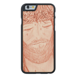 My Dear Lord IV Carved Maple iPhone 6 Case