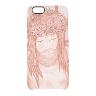 My Dear Lord IV Clear iPhone 6/6S Case