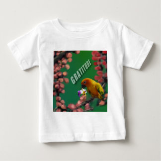 My deepest thanks to you. baby T-Shirt