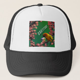 My deepest thanks to you. trucker hat
