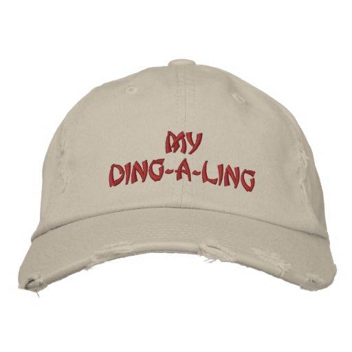 My Ding-A-Ling Baseball Cap