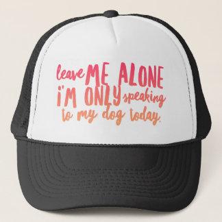 My Dog Trucker Hat