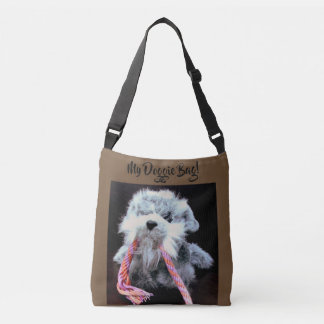 MY DOGGIE BAG! CROSSBODY BAG