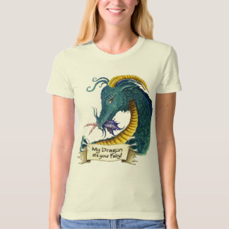 My Dragon Ate Your Fairy! Tshirts