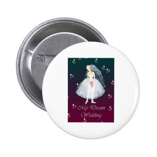 My dream wedding pin