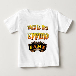 my effing game t-shirts
