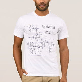 my electrical circuit T-Shirt