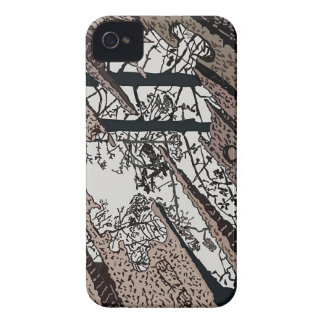 My Esher's Puddles iPhone 4 Cover