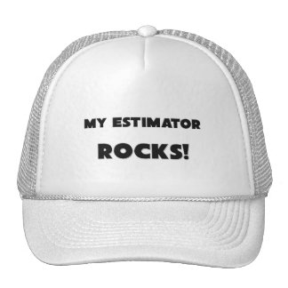 MY Estimator ROCKS Mesh Hat