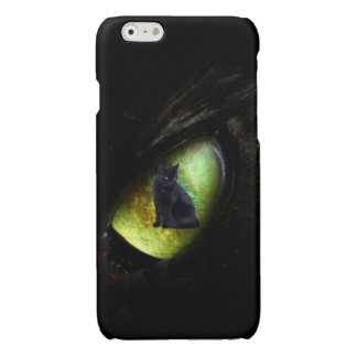 My Eyes on my Iphone Case Glossy iPhone 6 Case
