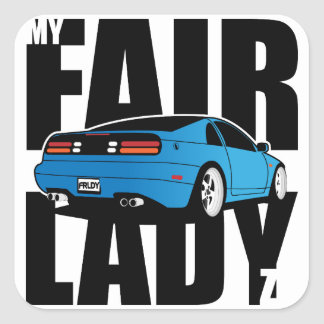 My Fairlady Sticker