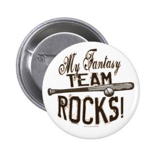My Fantasy Team Rocks Button
