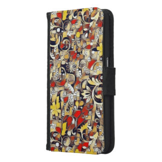 My Fantasy World 38 Samsung Galaxy S6 Wallet Case