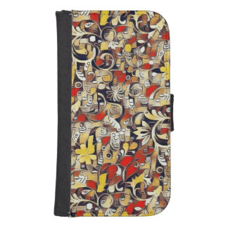 My Fantasy World 38 Samsung S4 Wallet Case