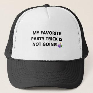 My Favorite Party Trick Trucker Hat