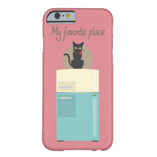 My Favorite Place Barely There iPhone 6 Case