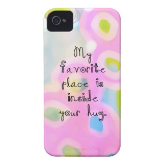 My Favorite Place iPhone 4 Case