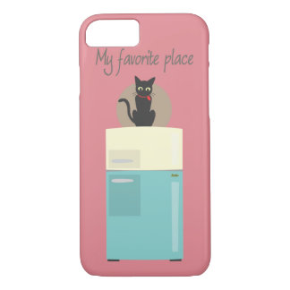 My Favorite Place iPhone 7 Case