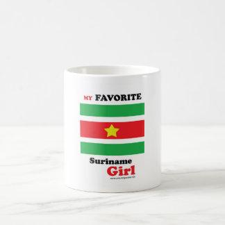 My Favorite Surinam Girl Coffee Mug