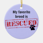 My Favourite Breed Is Rescued