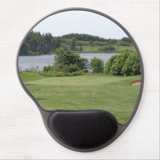 My favourite golf hole gel mousepad.