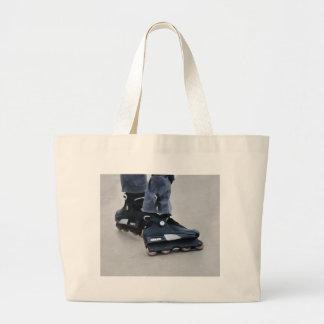 My Feet Canvas Bag