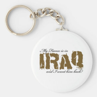 My Fiance is in Iraq and i want him back! Keychains