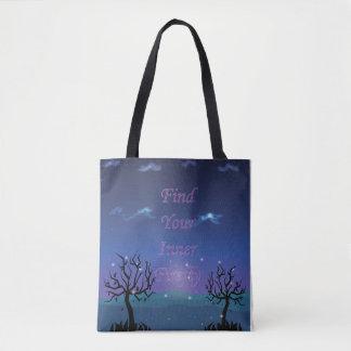 My Fireflies. Tote Bag