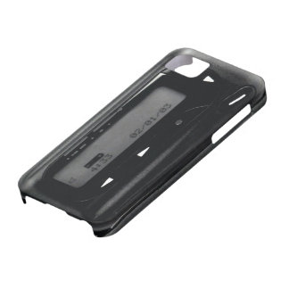My First  Beeper i Phone 5  Cover
