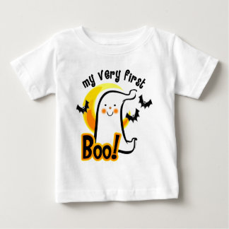 My First Boo Baby T-Shirt
