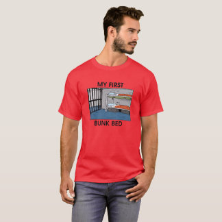 My First Bunk Bed T-shirt