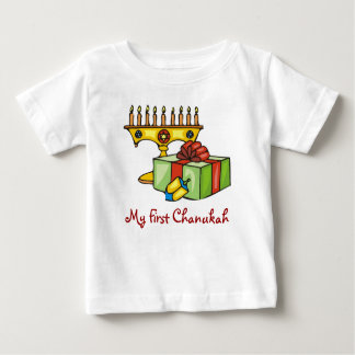 My First Chanukah Tshirt
