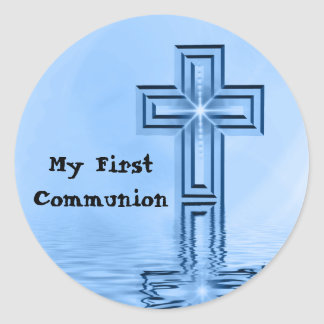 My First Communion Stickers