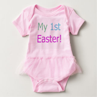 My First Easter! Baby Bodysuit