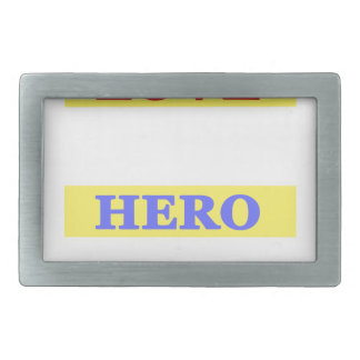 My First Love My First Hero Always My Mother Belt Buckle