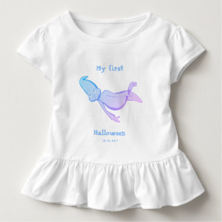 My First Personalised Halloween Stylised Toddler T-Shirt