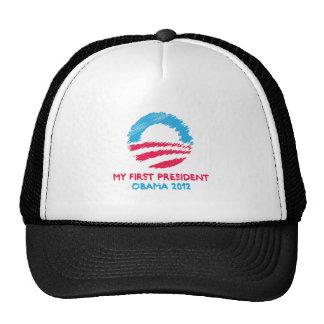 MY-FIRST-PRESIDENT MESH HAT