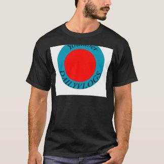 My first YouTube merch T-Shirt