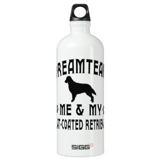 My Flat-Coated Retriever Dog SIGG Traveller 1.0L Water Bottle